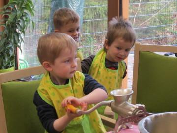 Kindergarten Westervesede