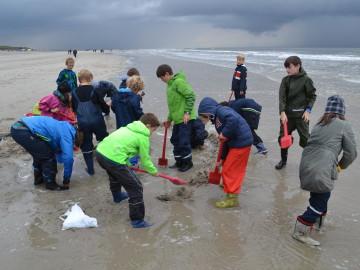 Grundschule Scheeßel - Langeoog