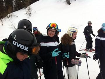 Beekeschule Skireise 2018
