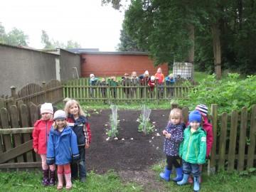 Kindergarten Ostervesede