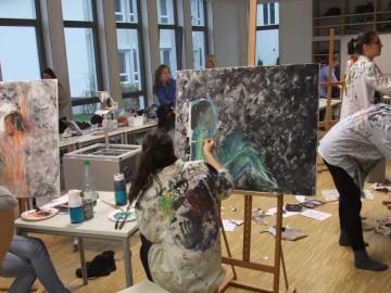 Eichenschule Kunst