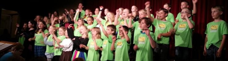 Sommerkonzert der Grundschule